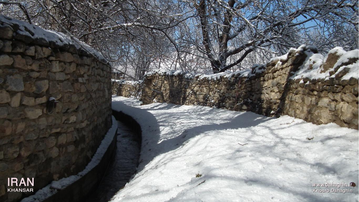 زمستان خوانسار2